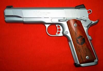9mm in Nighthawk